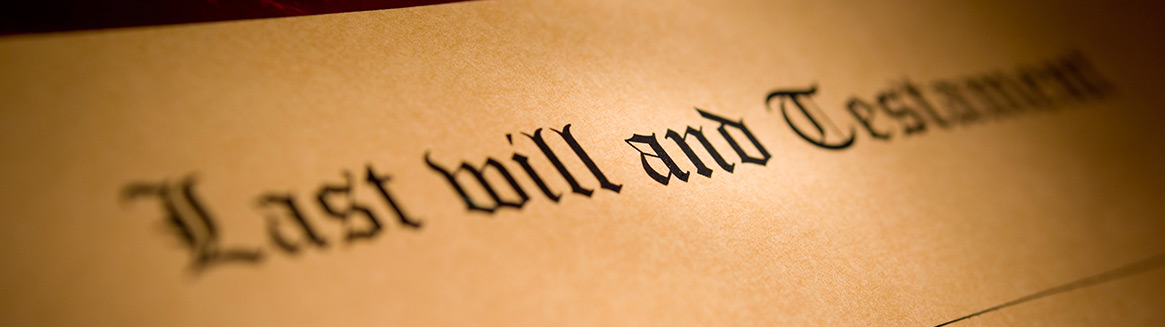 Last will and testament drafted by an Anniston, AL, will lawyer