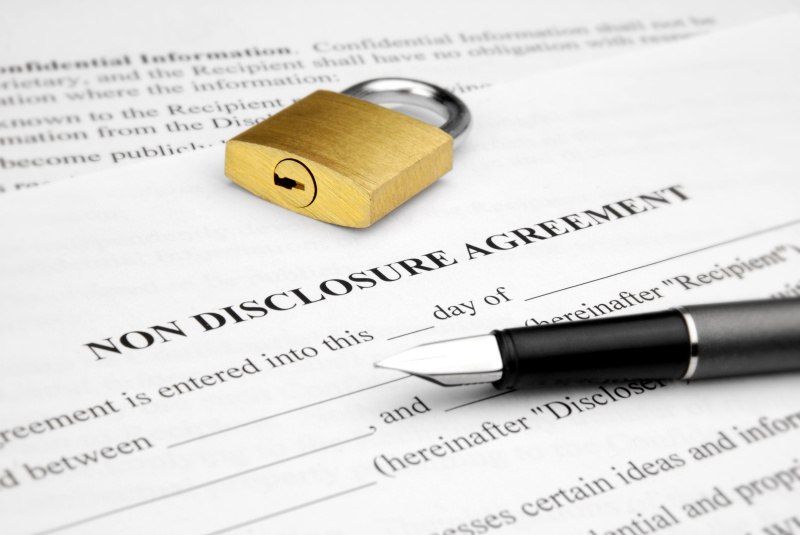 Nda 101 The What When How Of Non Disclosure Agreements